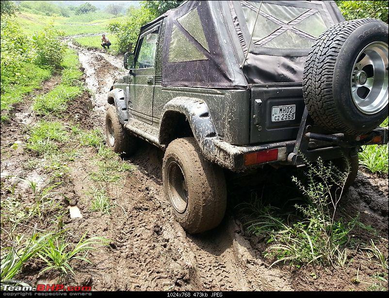 Extreme Offroaders Slush Fest - 30th June, 2013-17.jpg