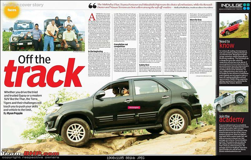 C.O.R.E SUV Off-Road Excursions. EDIT: Now on 23-24 November 2013-new-indian-expressindulge-pg16-17-22nd-nov-2013.jpg