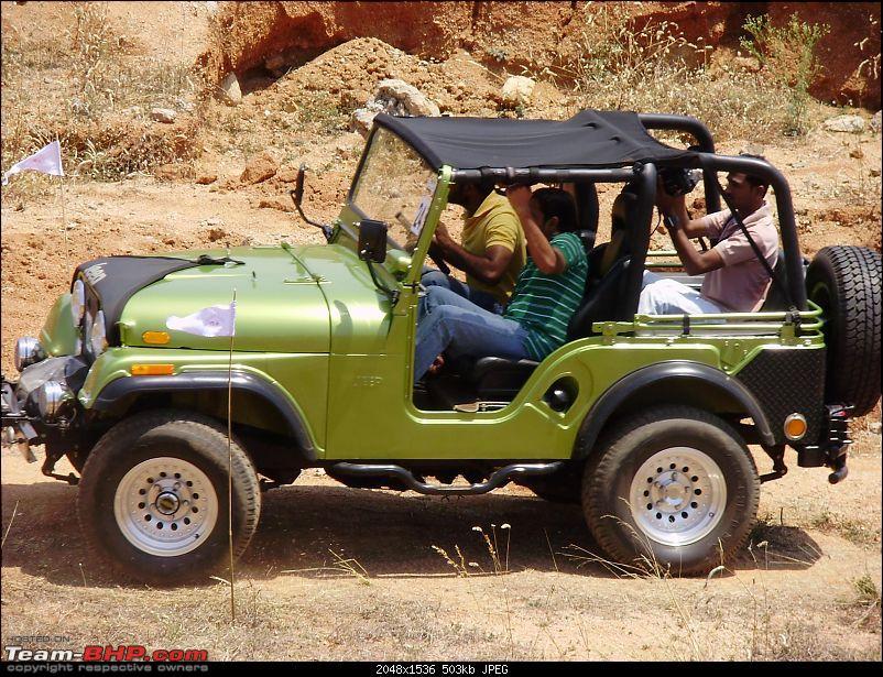 Hyderabad - Jeep Thrills Summer Challenge 2009 - Sunday 29 March-p3290047.jpg