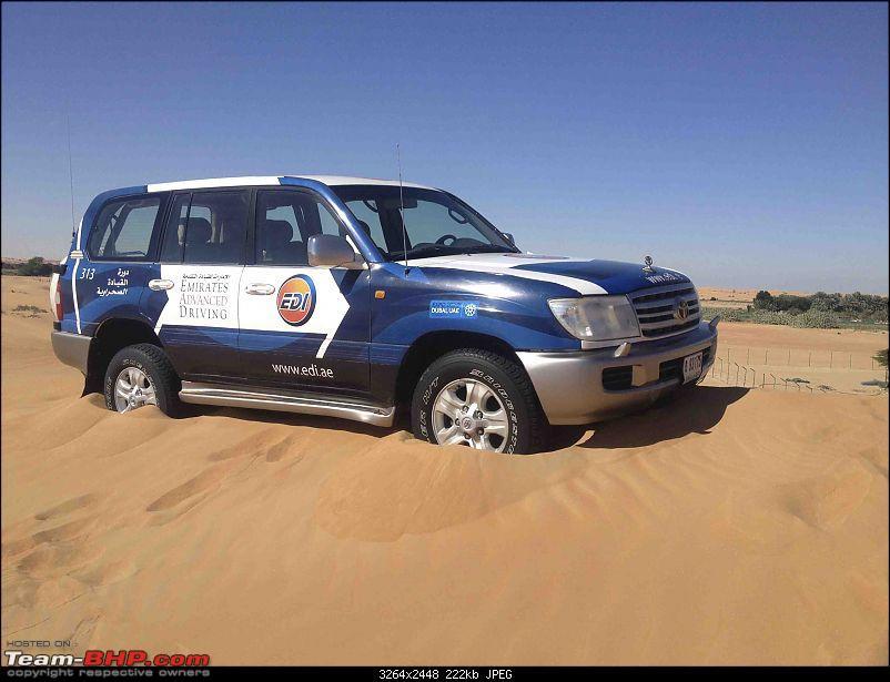 Advanced Desert Driving Course in Dubai, UAE - A Report-stuck-1.jpeg