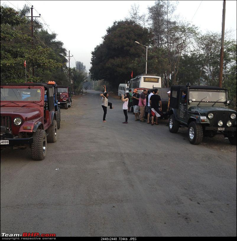 Summer 2014: Early morning offroading @ Mhape (Mumbai)-02-excited.jpg