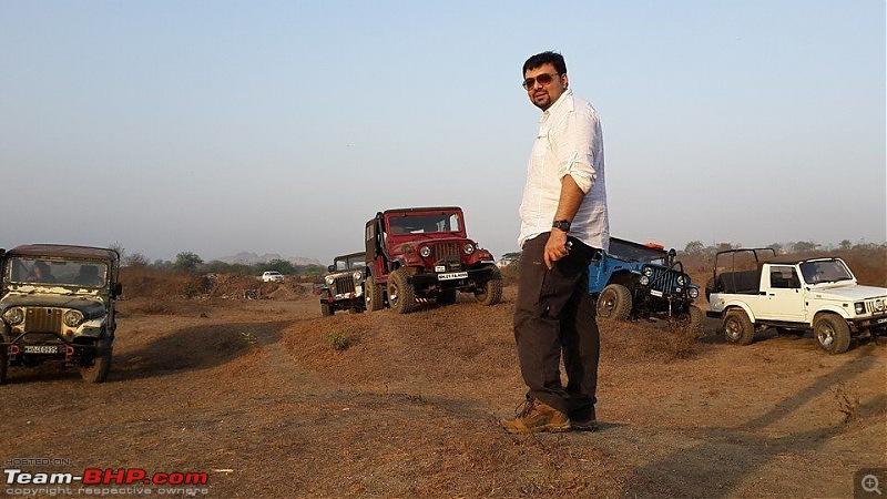Summer 2014: Early morning offroading @ Mhape (Mumbai)-10300325_785261771508556_4118494921859943195_n.jpg