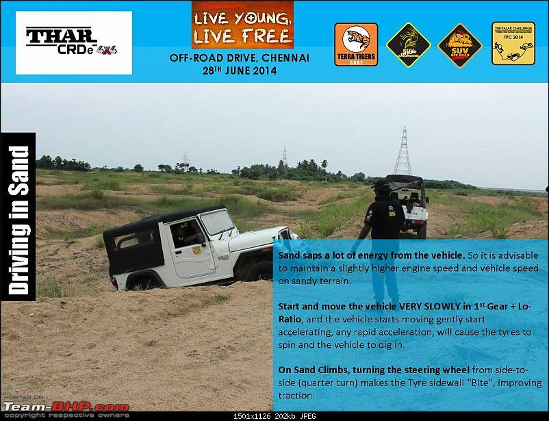 Mahindra 'Live Young, Live Free' Offroad Drive. Chennai on 28th June 2014-picture08.jpg