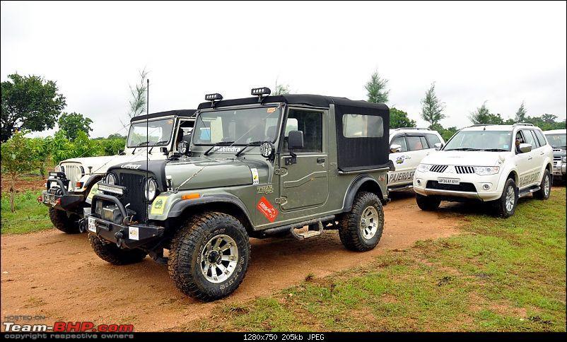 Mitsubishi Pajeros offroading at the 'Pride Adventure Drive', Hyderabad-dsc_0107.jpg