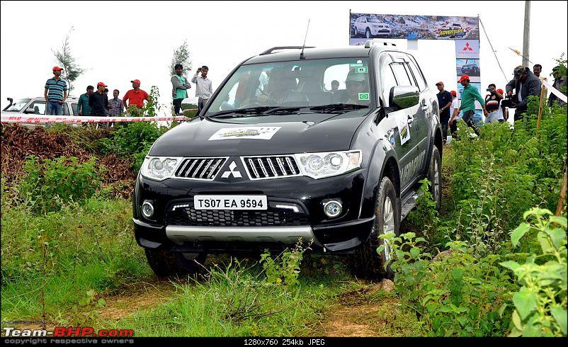 Mitsubishi Pajeros offroading at the 'Pride Adventure Drive', Hyderabad-dsc_0144.jpg