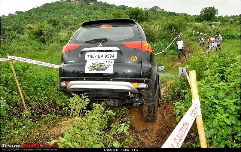 Mitsubishi Pajeros offroading at the 'Pride Adventure Drive', Hyderabad-dsc_0148.jpg