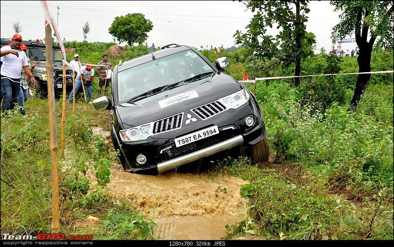 Mitsubishi Pajeros offroading at the 'Pride Adventure Drive', Hyderabad-dsc_0170.jpg
