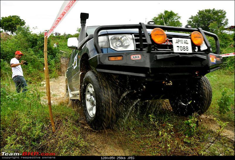 Mitsubishi Pajeros offroading at the 'Pride Adventure Drive', Hyderabad-dsc_0198.jpg