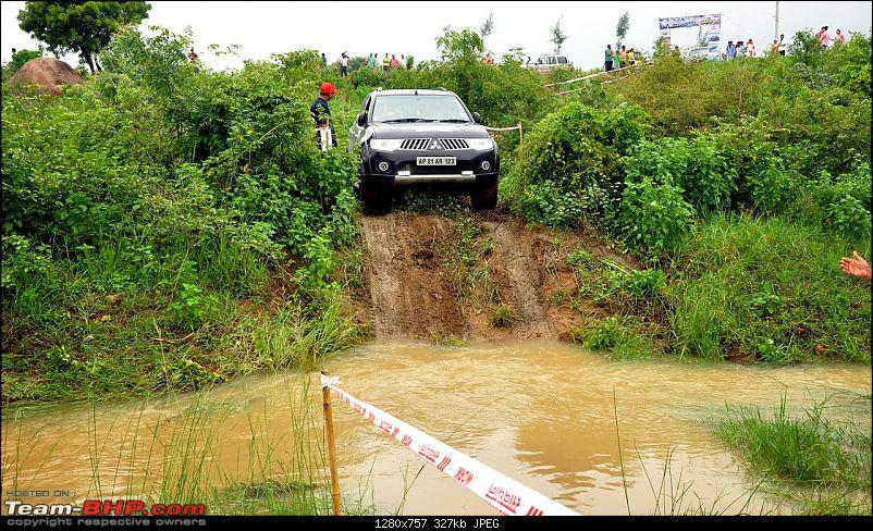 Mitsubishi Pajeros offroading at the 'Pride Adventure Drive', Hyderabad-dsc_0222.jpg