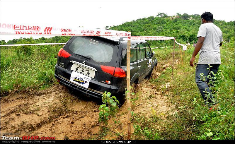 Mitsubishi Pajeros offroading at the 'Pride Adventure Drive', Hyderabad-dsc_0239.jpg