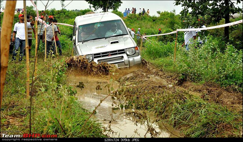 Mitsubishi Pajeros offroading at the 'Pride Adventure Drive', Hyderabad-dsc_0280.jpg