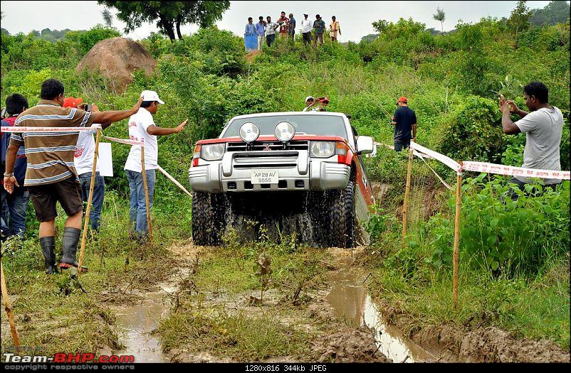 Mitsubishi Pajeros offroading at the 'Pride Adventure Drive', Hyderabad-dsc_0292.jpg