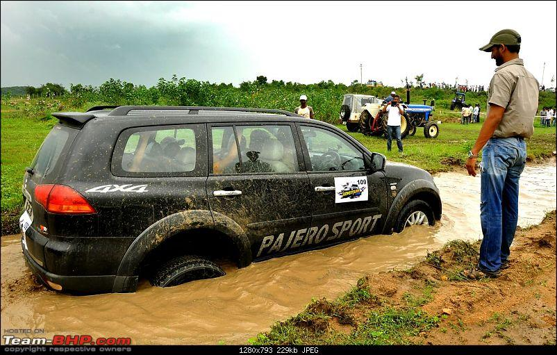 Mitsubishi Pajeros offroading at the 'Pride Adventure Drive', Hyderabad-dsc_0459.jpg