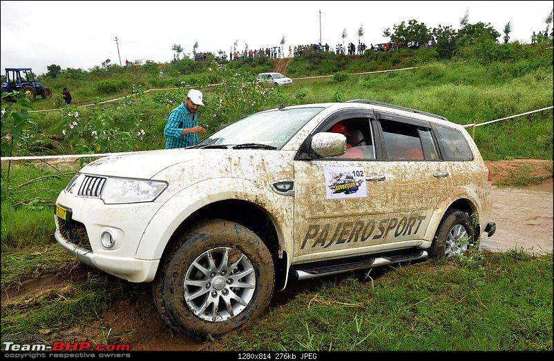 Mitsubishi Pajeros offroading at the 'Pride Adventure Drive', Hyderabad-dsc_0518.jpg