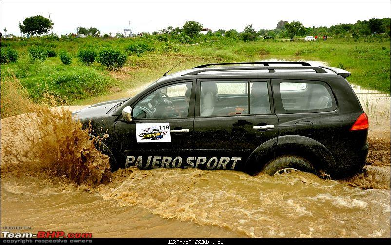 Mitsubishi Pajeros offroading at the 'Pride Adventure Drive', Hyderabad-dsc_0558.jpg