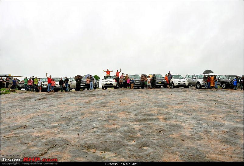 Mitsubishi Pajeros offroading at the 'Pride Adventure Drive', Hyderabad-dsc_0689.jpg