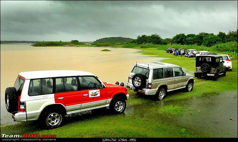 Mitsubishi Pajeros offroading at the 'Pride Adventure Drive', Hyderabad-dsc_0657.jpg