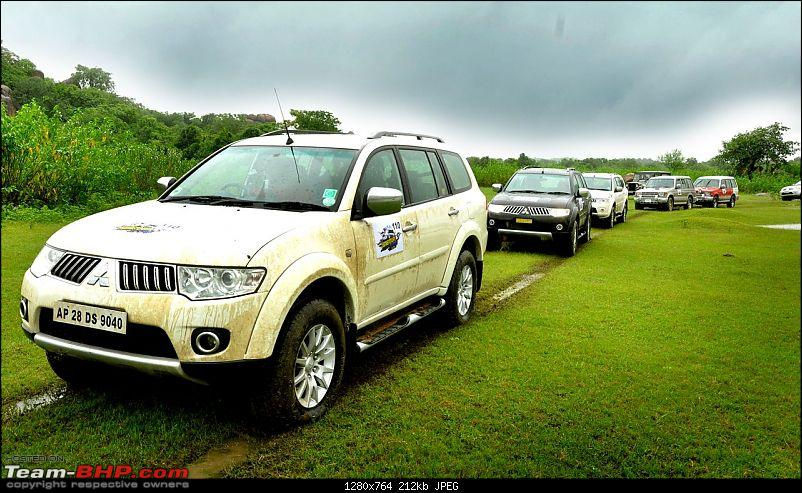 Mitsubishi Pajeros offroading at the 'Pride Adventure Drive', Hyderabad-dsc_0662.jpg