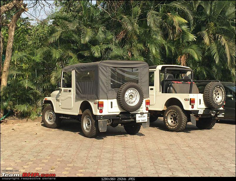 Mild Offroading with SUVs in Lonavala-parking-4.jpg