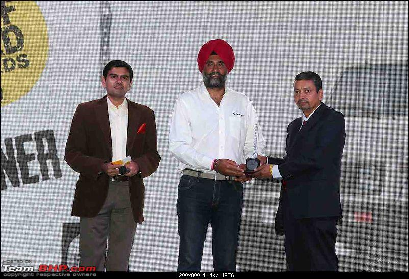 Report: 2015 EVO Offroad Awards & Expo, Pune-maruti.jpeg
