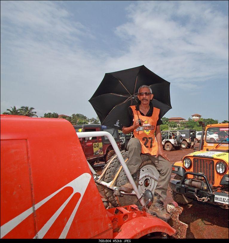 Report & Pics: The 2015 Mahindra Club Challenge, Goa-9.jpg