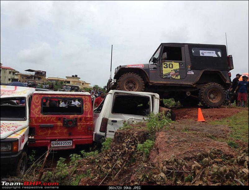 Report & Pics: The 2015 Mahindra Club Challenge, Goa-11011884_10153496664749173_4274944411067753960_n.jpg