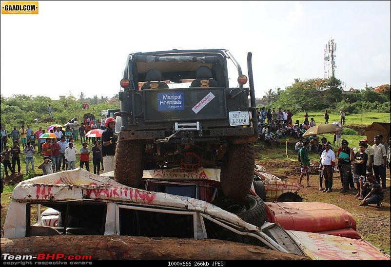 Report & Pics: The 2015 Mahindra Club Challenge, Goa-mahindraclubchallenge2015demolitionderby6.jpg