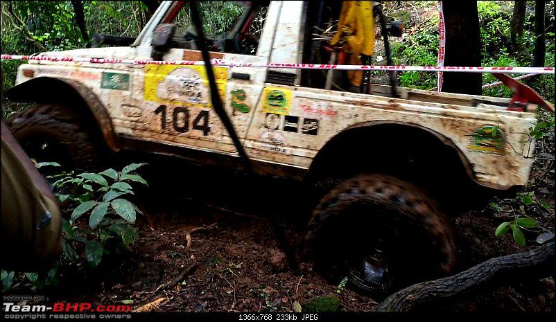 Report: The 2015 Rain Forest Challenge @ Goa-gerrari-climb-3-finish.jpg