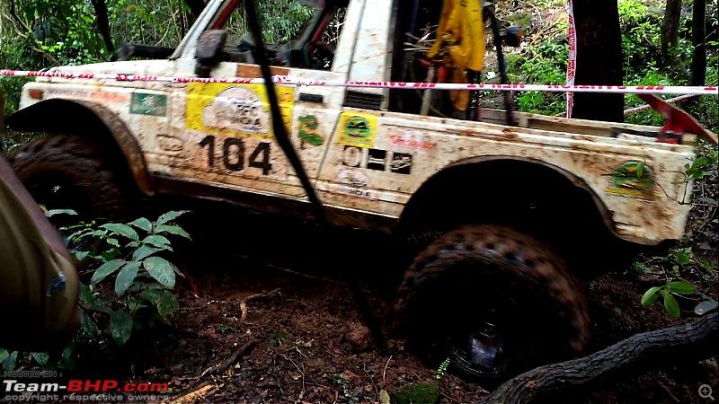 Report: The 2015 Rain Forest Challenge @ Goa-gerrari-climb-3-finish.jpg