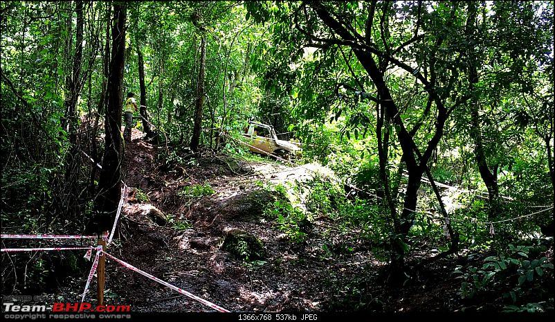 Report: The 2015 Rain Forest Challenge @ Goa-gerrari-after-climb-2-.jpg