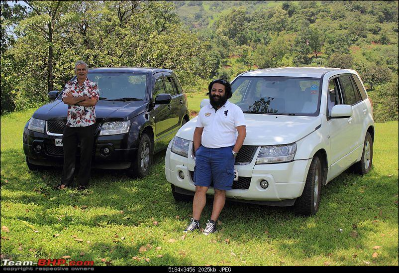 2 Grand Vitaras go offroading - At Panshet Lake-002-2-gvs-ownerscompressed.jpg