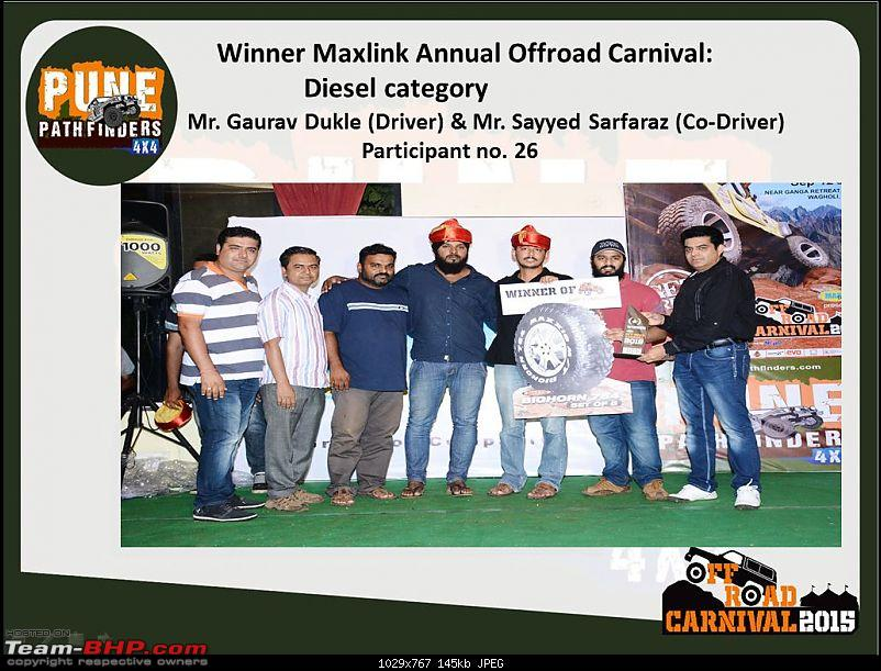 Pics & Report: The Offroad Carnival, Pune - 12th & 13th September 2015-winner-diesel-category.jpg