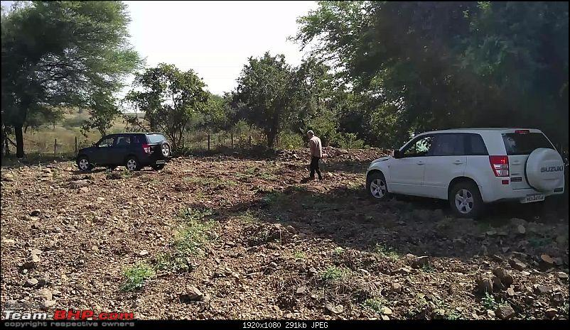 A Mercedes GL, 2 Grand Vitaras, a Sugarcane farm and a tow cable-050-atmt-before-exit-field.jpg