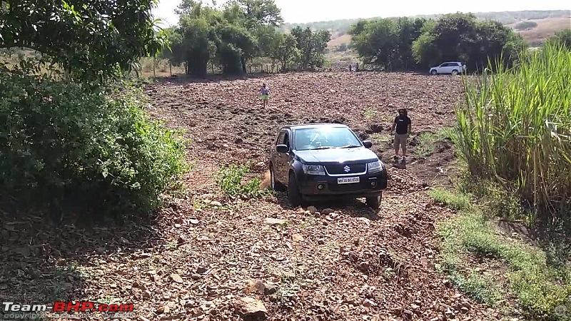 A Mercedes GL, 2 Grand Vitaras, a Sugarcane farm and a tow cable-057-exiting-ramp.jpg