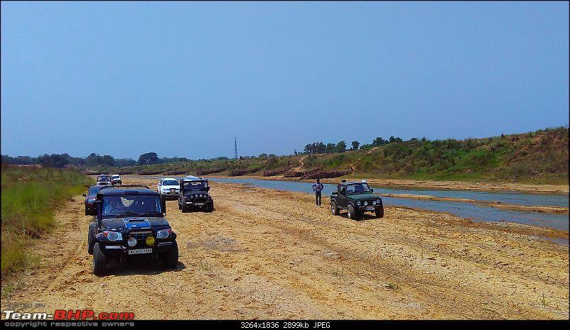 May Day OTR with Kolkata Offroaders : A Trail Driving Experience-img_20160501_103128.jpg