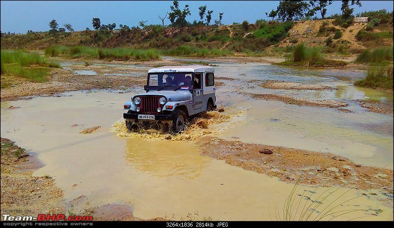 May Day OTR with Kolkata Offroaders : A Trail Driving Experience-img_20160501_110726.jpg