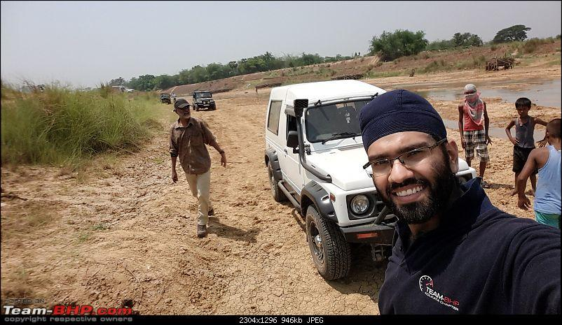 May Day OTR with Kolkata Offroaders : A Trail Driving Experience-20160501_102103.jpg