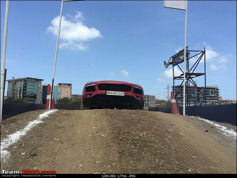 Porsche Offroad Experience Drive @ Mumbai-cresting2.jpg