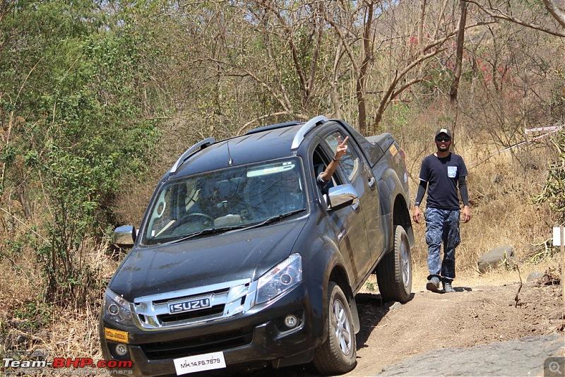 Isuzu V-Cross : Tame the Terrain event by Pune Pathfinders-img_1033.jpg