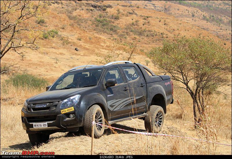 Isuzu V-Cross : Tame the Terrain event by Pune Pathfinders-img_1168.jpg