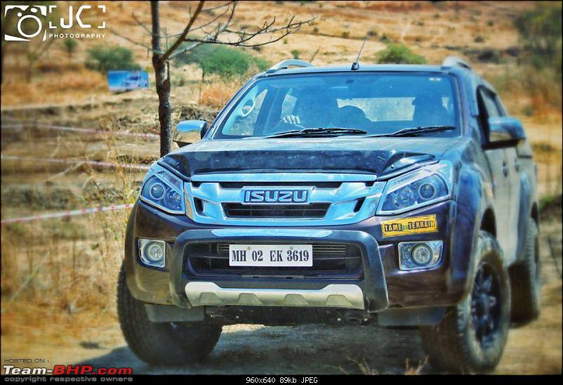 Isuzu V-Cross : Tame the Terrain event by Pune Pathfinders-17098298_1643299119309791_2743928026132665012_n.jpg
