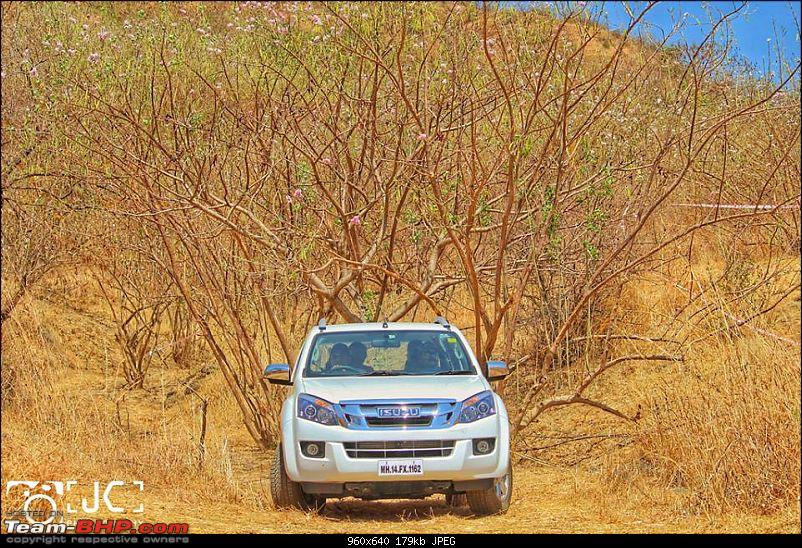 Isuzu V-Cross : Tame the Terrain event by Pune Pathfinders-17021442_1643299475976422_2972788923315131391_n.jpg