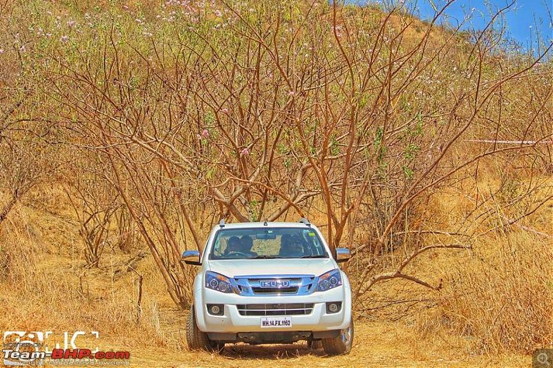 Isuzu V-Cross : Tame the Terrain event by Pune Pathfinders-17021442_1643299475976422_2972788923315131391_n.jpg