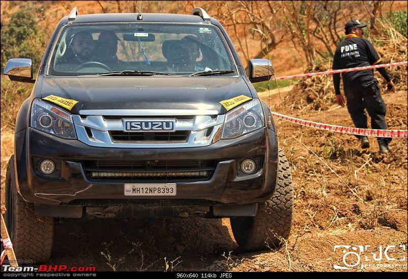 Isuzu V-Cross : Tame the Terrain event by Pune Pathfinders-16998764_1643295949310108_4690326799815488601_n.jpg