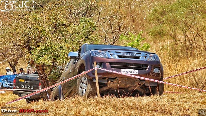 Isuzu V-Cross : Tame the Terrain event by Pune Pathfinders-17098518_1643294639310239_1366909995376046424_n.jpg