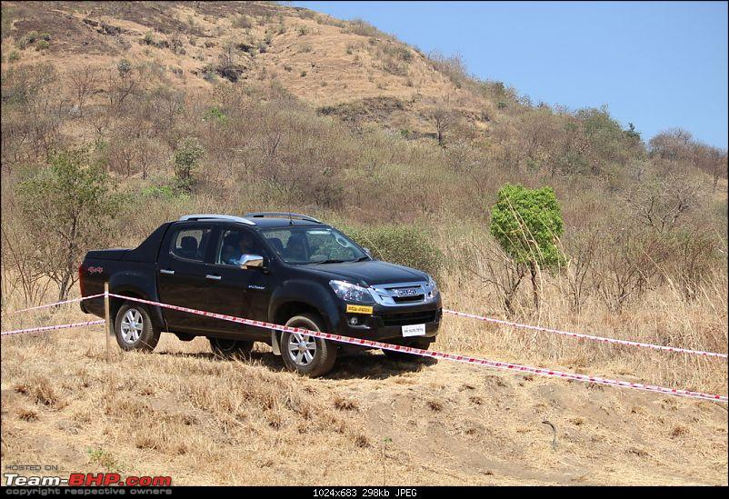Isuzu V-Cross : Tame the Terrain event by Pune Pathfinders-img_0884.jpg