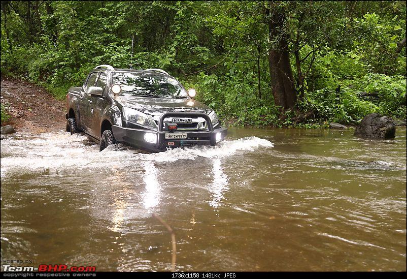 JMD Isuzu Offroad Monsoon Drive - Treasure Trails, with the V-Cross & MU-X-stream-crossing.jpg