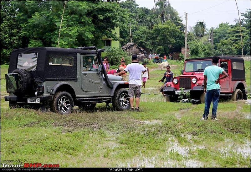 Mild offroading with the Tata Hexa & other 4WD / AWD cars-thar_stuck_sumitro_blackpearl_1.jpg