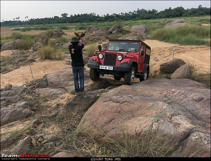 11th Palar Challenge - 4x4 Offroad Drive on 30th September, 2017-novice-thar.jpg