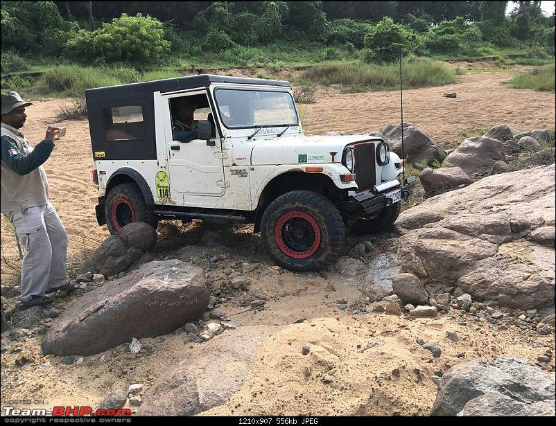 11th Palar Challenge - 4x4 Offroad Drive on 30th September, 2017-thar-judging.jpg